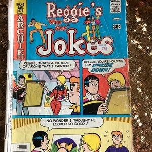 Preowned vintage Archie magazine